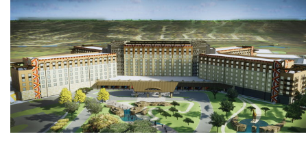 Rendering of Kalahari Resort Round Rock