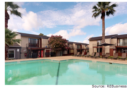 The PPA Group purchases 208-unit Admiral Apartments