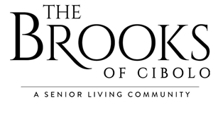 The Brooks of Cibolo logo.
