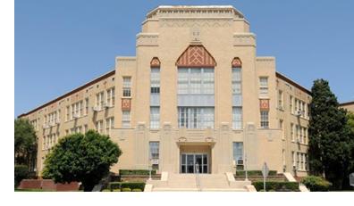 Central catholic high school in San Antonio.