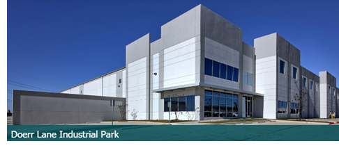 The Doerr Ln Industrial Park in Schertz, Tx.