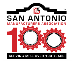San Antonio Manufacturing Association Logo.