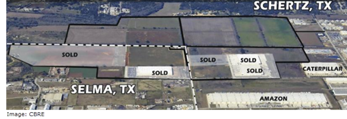 image of land for Titan Industrial Park
