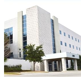 An image of the building bought by PPH Real Estate at the South Texas Medical Center.