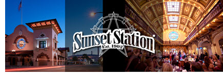 Sunset Station, purchased 4Q 2017, is a popular wedding and event venue.