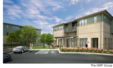 The NRP Group announced the Montabella Pointe II apartment community, which will be located on the East Side, equidistant to Fort Sam Houston and Randalph Air Force Base.