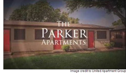Picture of the Parker Apartments