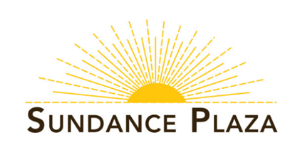 Emblem of the Sundance Plaza project.