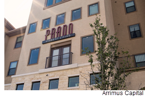 Prado Student Living in San Antonio.