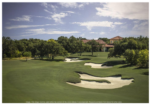 Briggs Ranch Gof Club in San Antonio has been sold to a Nebraska based company.