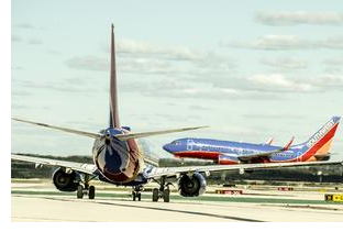 San Antonio International Airport has experienced a major boost in airline flights and seats.