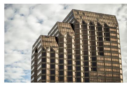 Bank of America buiding in San Antonio