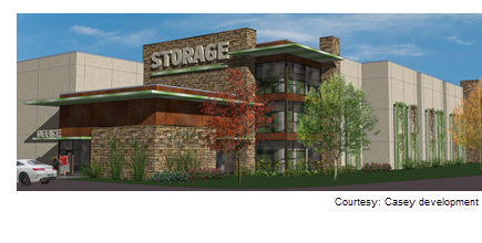 Rendering of Keep Storage in San Antonio