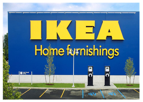Ikea has chosen Live Oak to be its fifth location in Texas.