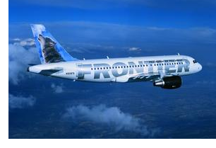 Frontier Airlines is again expanding its flights to and from San Antonio International Airport.