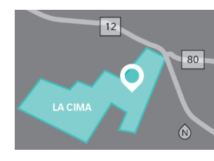La Cima development is located near Wonder World Dr. and Old RR 12 in San Marcos