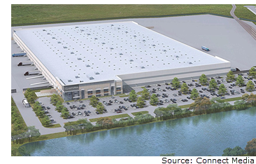 Katerra is developing a 600K-sf manufacturing facility east of San Marcos.