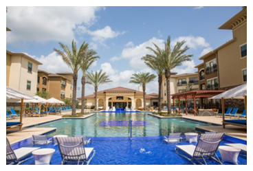 San Marcos Casey Development Has Completed The Sale Of Uptown Square Apartments A 512 Bed Student Housing Apartment Community To Inland Real Estate
