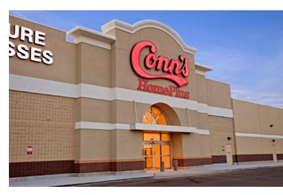 Conn's HomePlus Storefront