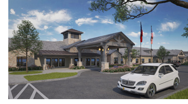 New assisted living facility coming to San Marcos December 2019