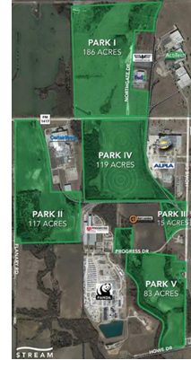 Image of Progress Park Land
