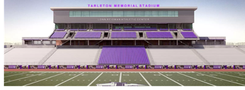 The Tarleton Memorial Stadium