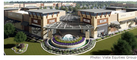 Sprouts Farmers Market will anchor a new phase of University Commons in Sugar Land's Telfair community.