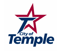 City of Temple sign.