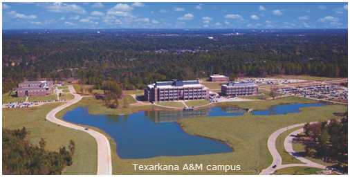 Texarkana A&M campus