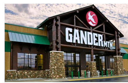 image of Gander Mountain store