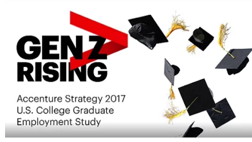 Large employers have an opportunity to seize upon the values of Gen Z grads, by capitalizing on the inherent match between what
