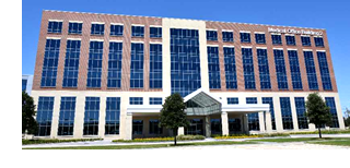 The Houston Methodist The Woodlands Hospital Medical Office Building Two (MOB 2) and parking garage are now complete at 17183 I-45 S.