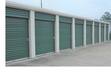 Image of the storage facility.