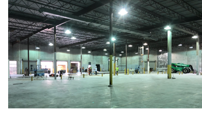 Woodsedge Properties negotiated and closed the purchase of a 37,500-sf warehouse project.