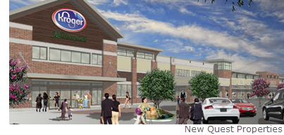 The Grand Parkway Town Center has yet to begin construction at the southwest corner of the Grand Pkwy. and Hwy. 249.