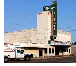 25th Street Theater in Waco.