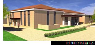 McLennan Community College rendering.