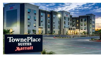 Towneplace Suites located in Waco