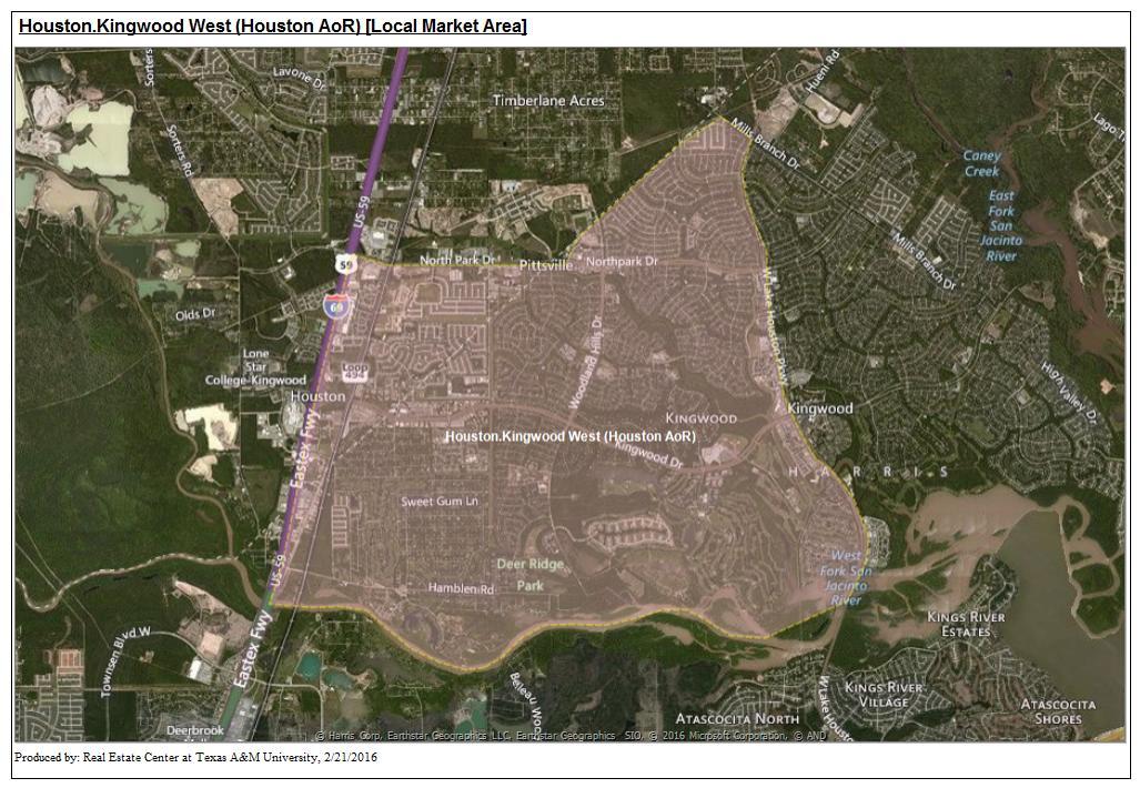 Houston.Kingwood West (Houston AoR) Housing Activity - Real ...